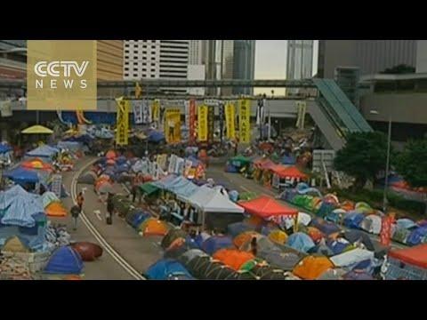 New and different protests begin in HK
