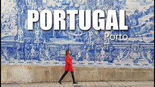 PORTUGAL - PRINCIPAIS PONTOS TURÍSTICOS EM PORTO