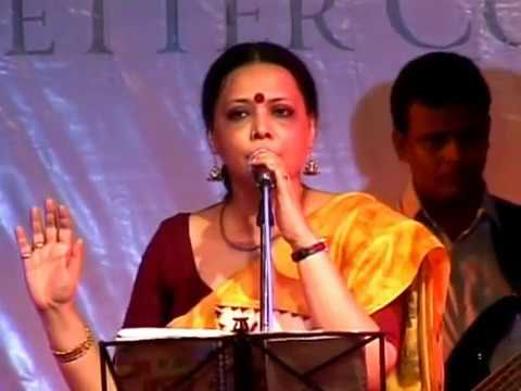 Beni Madhob Tomar Bari Jabo || LOPAMUDRA Mitra || Live