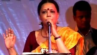 Beni Madhob Tomar Bari Jabo    LOPAMUDRA Mitra    Live