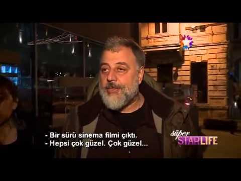 HAMDİ ALKAN STAR LİFE KAMERALARINA YAKALANDI