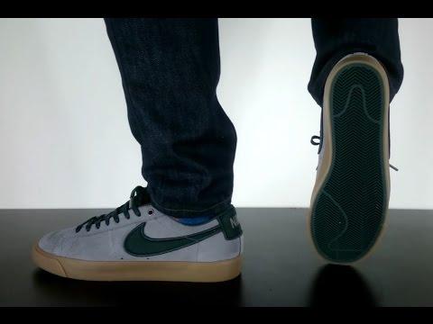 Nike Blazer Faible Gt Gunsmoke