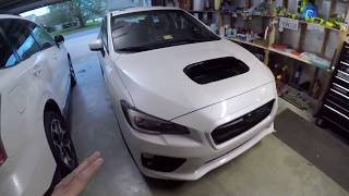 2015 Subaru WRX Ep. 937: Hot Tub Time Machine