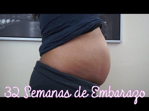 Pink spotting 6 semanas de embarazo