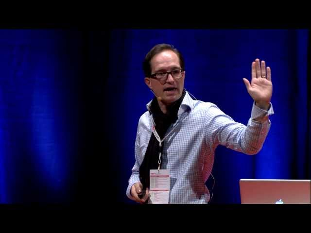 TEDxBrussels - Peter Hinssen - The TIGER & the ROCK
