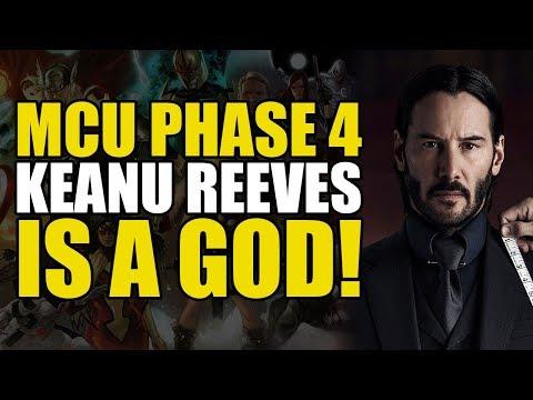 MCU Phase 4: Keanu Reeves Is God | Comics Explained