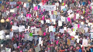 Women's March organizers shift focus to getting women in office