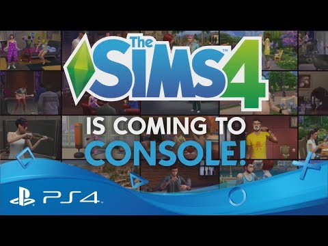 The Sims 4 | Announcement Trailer | PS4 - YouTube