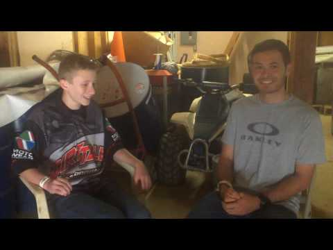 Drit Talk with DrakeYork.  Season 2 Episode 2: Kyle Larson