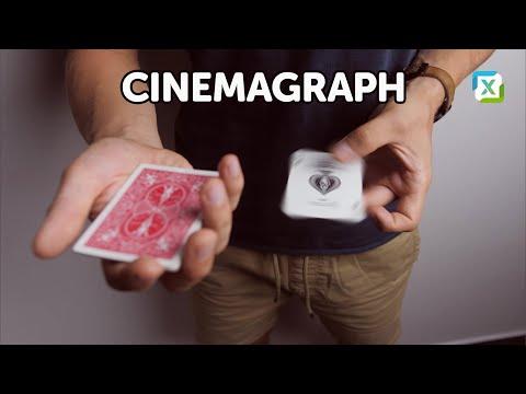 Jak vytvořit vlastní cinemagraph v ZPSX
