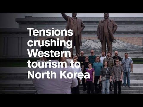 Tensions crushing Western tourism to North Korea