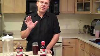 How To Make Tart Cherry Juice -  100% Pure Cherry Juice