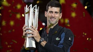 Highlights: Unbreakable Djokovic Wins Record Fourth Shanghai Title