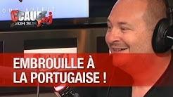 Grosse embrouille à la portugaise au super jeu ! - C'Cauet sur NRJ