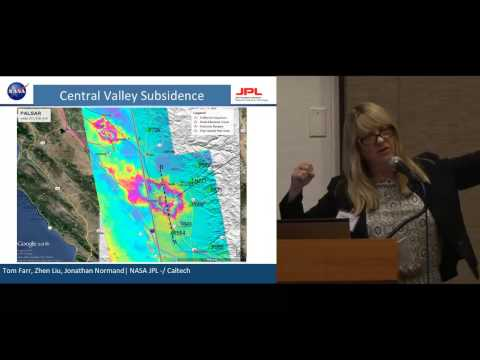 Remote Sensing Products to Help Manage Water During Dry Times - Stephanie Granger