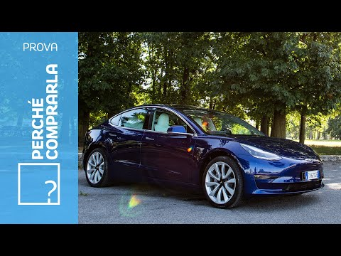 Tesla Model 3 | Perché comprarla... e perché no