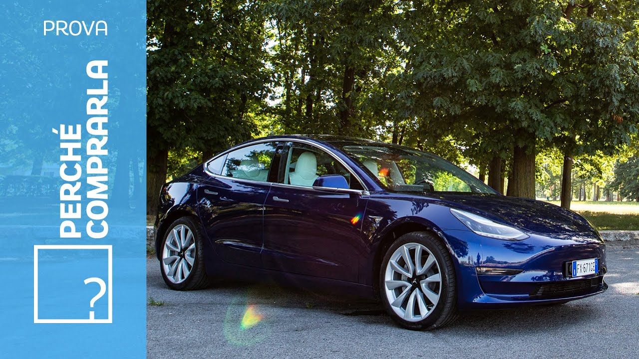 Tesla Model 3 | Perché comprarla... e perché no - YouTube