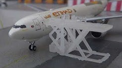 Model Airport Update - 1:400 Scale UK based airport