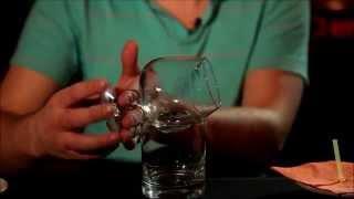 Как правильно пить горящую самбуку + видео