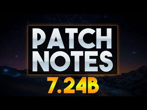 YASUO?!??!?!??! - Unseen LoL Patch Notes 7.24B