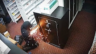 10 MOST BRILLIANT ROBBERIES CAUGHT ON CAMERA