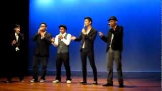 hard to say i m sorry az yet chicago acapella cover npvoices prelude ii