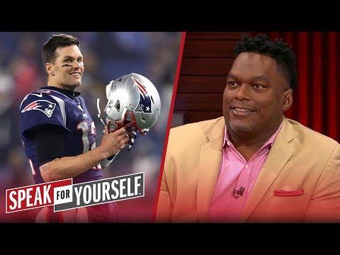 Tom Brady will stay in New England — LaVar Arrington | NFL | SPEAK FOR YOURSELF
