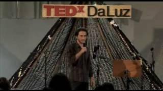 Sustentabilidade eo saber das avós: Ricardo Burg Mlynarz at TEDxDaLuz