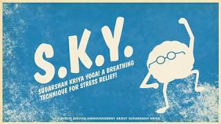 Sudarshan Kriya : (Powerful Breathing Technique) The Science of Breath