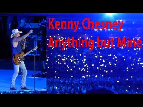 Kenny Chesney Anything but mine Tampa, FL 4/21