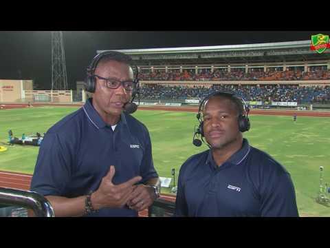 Lewis Johnson & Ato Boldon - 2017 Grenada Invitational