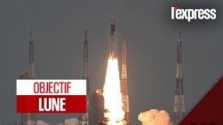 Inde : à la conquête de la Lune
