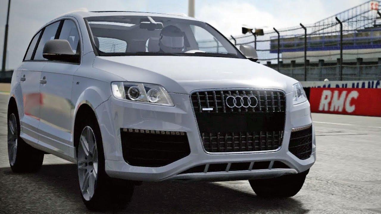 Forza Motorsport Audi Q V TDi Test Drive Gameplay HD - Audi q7 v12