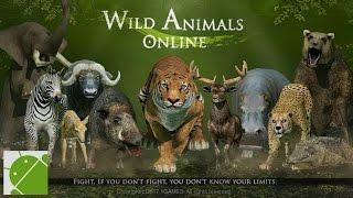 Wild Animals Online - Android Gameplay HD