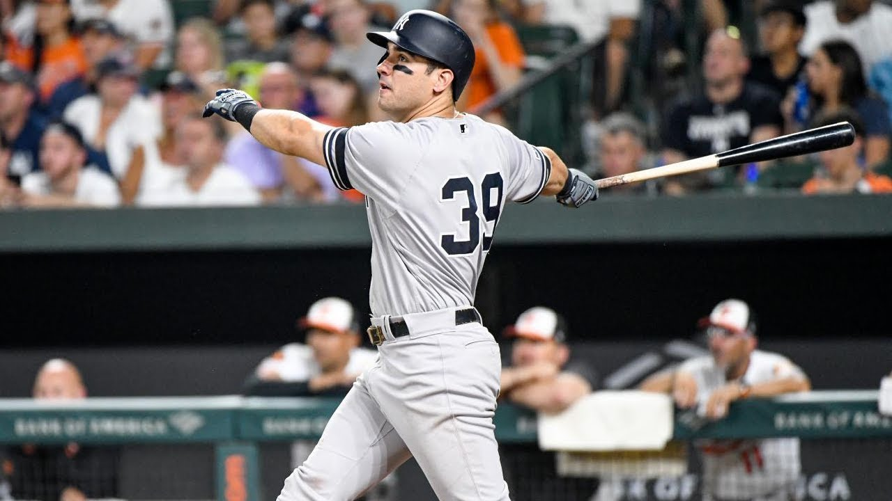 Mike Tauchman's 2 Home Run Game vs Orioles | August 5, 2019 | 2019 MLB Season