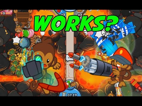 How Could That Possibly Work?! Weird Combos - Bloons TD Battles