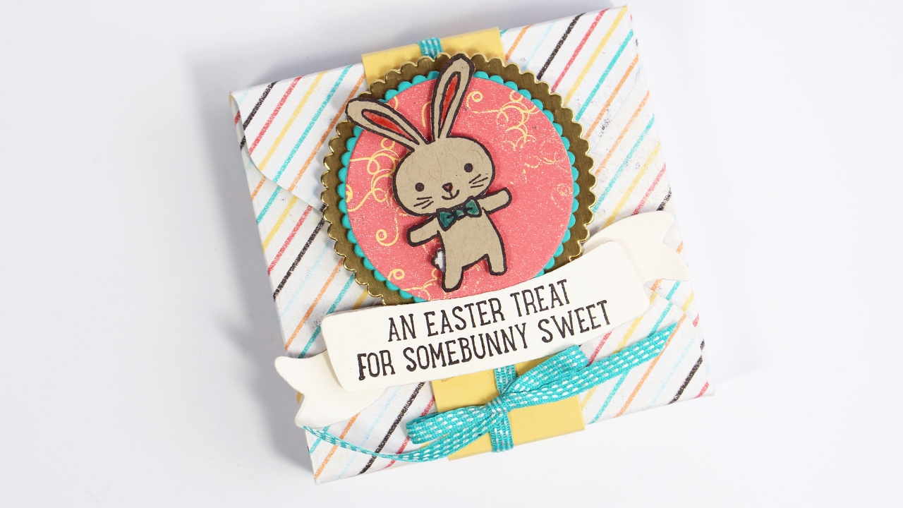 Stampin up basket bunch hershey nugget easter gift box punch stampin up basket bunch hershey nugget easter gift box punch board tutorial negle Image collections