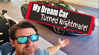 I bought My 1st Supercar! But Found LOTS of issues - Flying Wheels