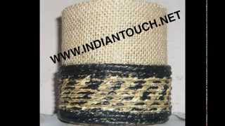 Jute Items-indian Touch