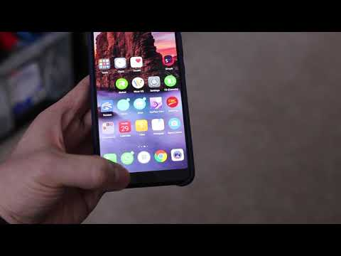Huawei P20 EMUI 9/ Android Pie Gesture Navigation Review