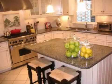 Kitchen Counter Decor cheap kitchen countertop decorations ideas - youtube