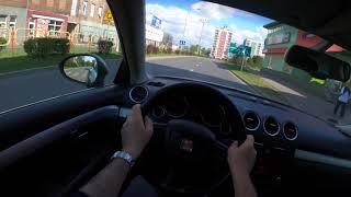 Seat Exeo POV Test Drive