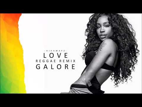 SZA x AIKAMAYZ - LOVE GALORE  [Reggae Remix]