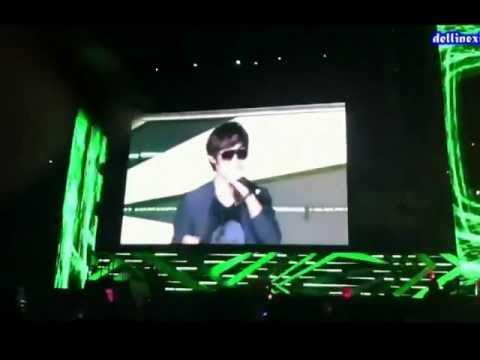 [fancam] HD 120922 Kangta - Breaka Shaka @ SMTown World Tour Live 3 In Jakarta