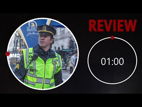 BOSTON (2017) Kritik | Review german | Mark Wahlberg