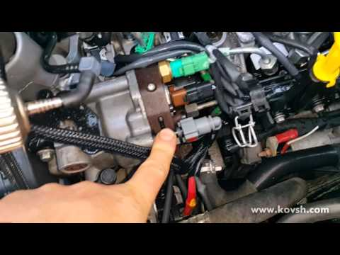 Вольво s 40 мотор сосет воздух в себя