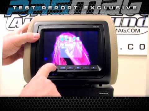 hqdefault review of concept cld 700 lcd headrest monitor youtube  at nearapp.co