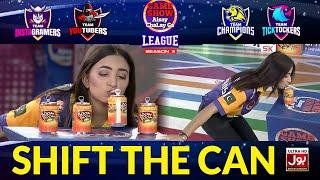 Shift The Can   Game Show Aisay Chalay Ga League Season 3   Danish Taimoor Show