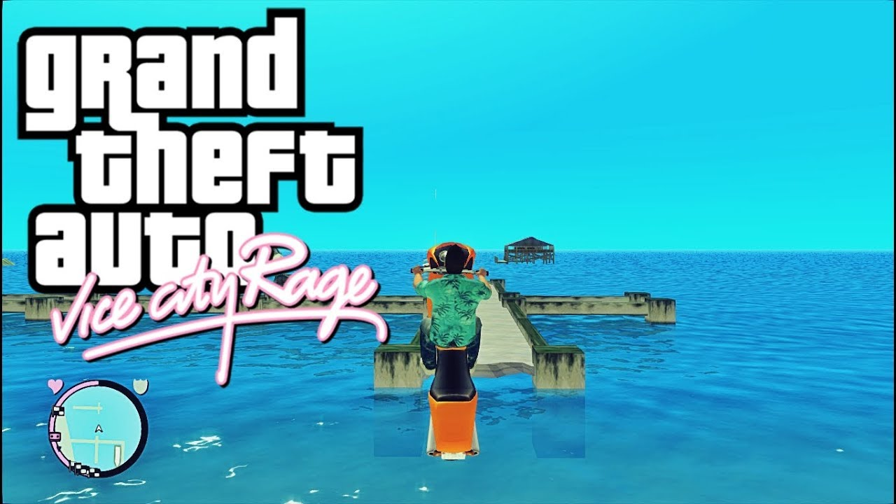 Grand Max Modification >> Grand Theft Auto 4: Vice City RAGE - Surf - Super Trainer Mod (Gameplay) - YouTube
