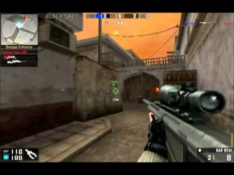 Blackshot - EnjoyLuxury VS -N1GHTMARE
